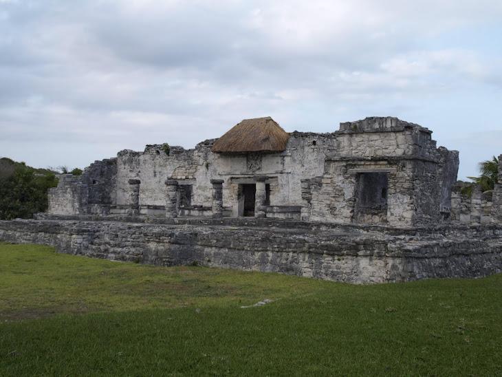 Sitios arqueol gicos de culturas prehispanicas en m xico y for Muralla entre mexico y guatemala