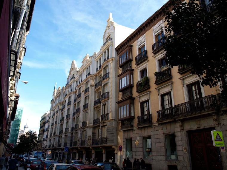 Edificio modernista de 1910