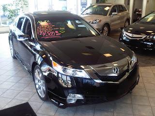 Acura2 on Dilawri Acura  2010 Acura Tl A Spec