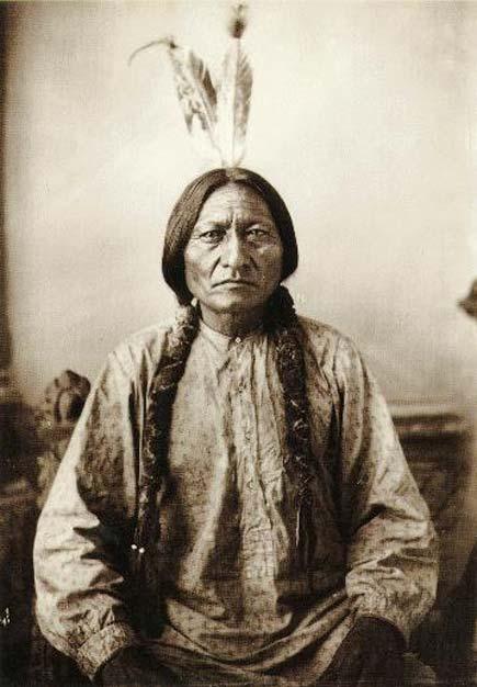 La saggezza degli Indios d'America