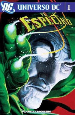Universo DC El Espectro - John Ostrander - Tom Mandrake