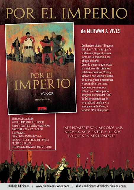 Por el imperio - Merwan y Vivès