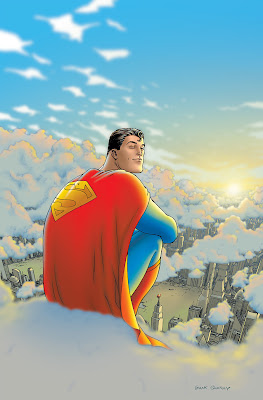 All Star Superman Morrison Quitely