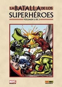La batalla de los superhéroes