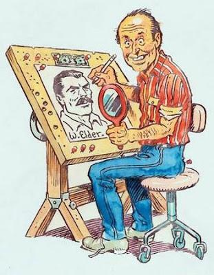 Will Elder EC MAD cartoonist