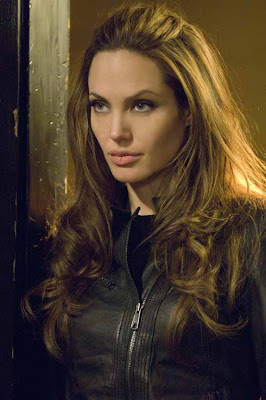 Wanted Angelina Jolie