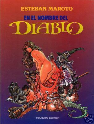 Esteban Maroto - En el nombre del diablo