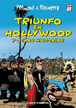 Triunfo en Hollywood de Petillon y Rochette