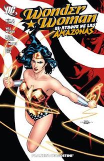Wonder Woman: El ataque de las amazonas 4