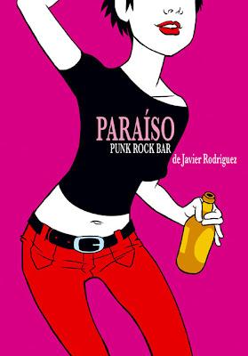 Paraíso punk rock de Javi Rodríguez
