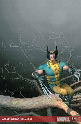 Wolverine: Switchback, portada de Das Pastoras