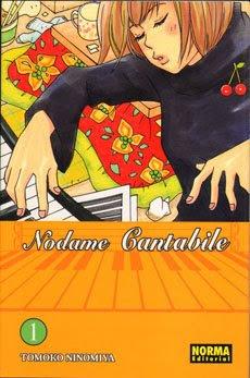 Nodame Cantabile de Tomoko Ninomiya