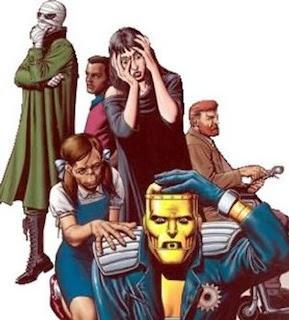 Doom Patrol de Grant Morrison