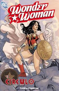 Wonder Woman: El círculo, de Gail Simone, Terry Dodson y otros