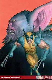 Wolverine: Revolver, dibujado por Das Pastoras