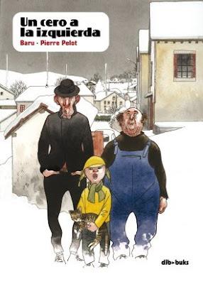 Un cero a la iquierda de Baru y Pierre Pelot