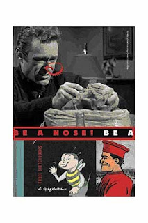 Be a nose de Art Spiegelman