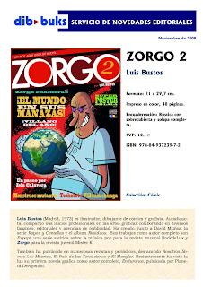 Zorgo 2 de Luis Bustos