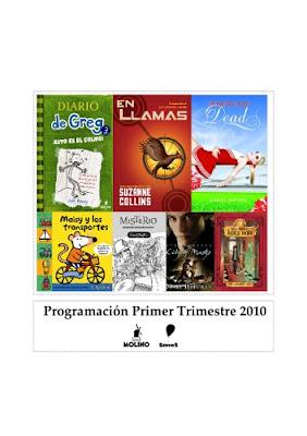 Molino Serres primer trimestre 2010