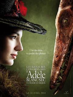 Las extraordinarias aventuras de Adèle Blanc-Sec