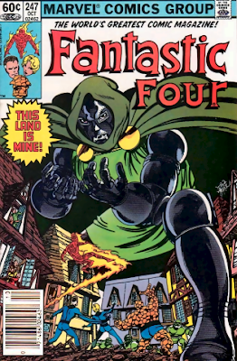 Fantastic Four - Doctor Doom - John Byrne