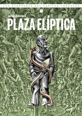 Las aventuras del Capitán Torrezno - Plaza elíptica
