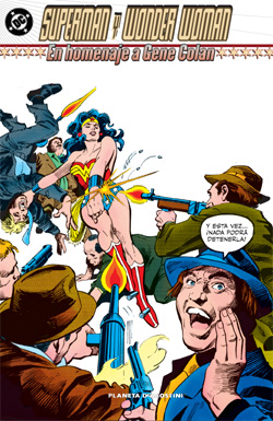 Superman - Wonder Woman - Homenaje a Gene Colan