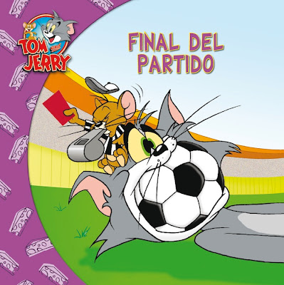 Tom y Jerry - Final del partido
