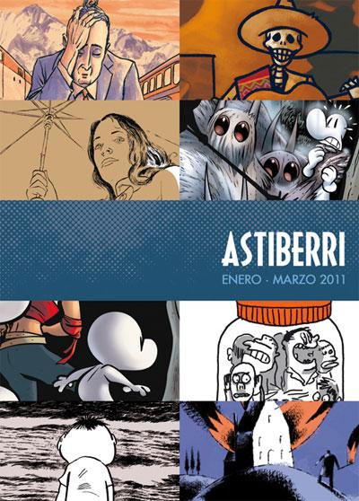Novedades Astiberri