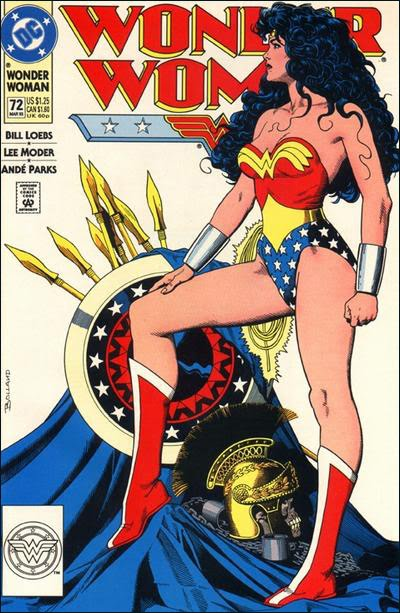 Wonder Woman - Brian Bolland