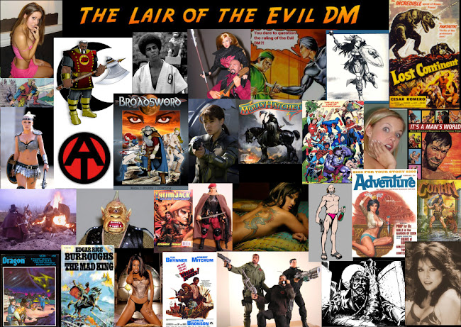 The Lair of the Evil DM