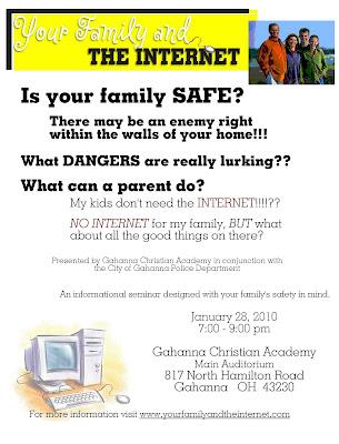 Directions to Gahanna Christian Academy: