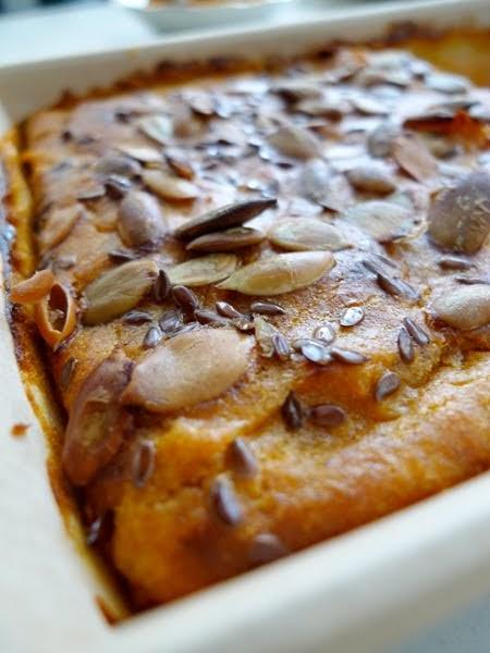 GASTROnomi: Spicy Sweet Potato Spoon Bread