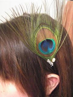A Feathered Dream Headband