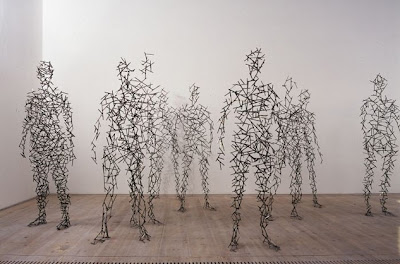 Domain Field - Antony Gormley