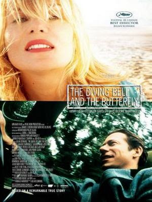 filme O Escafandro e a Borboleta - The Diving Bell and The Butterfly