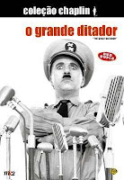 filme O Grande Ditador (The Great Dictator - Charles Chaplin