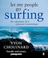 Livro Let My People Go Surfing - Yvon Chouinard