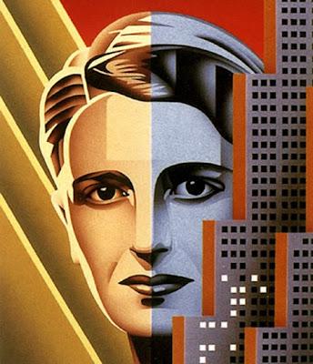 Ayn Rand - por Nick Gaetano