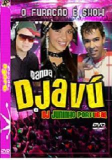 30/10/2009 - DVD Banda D'javu Ao vivo Djavu+dvd