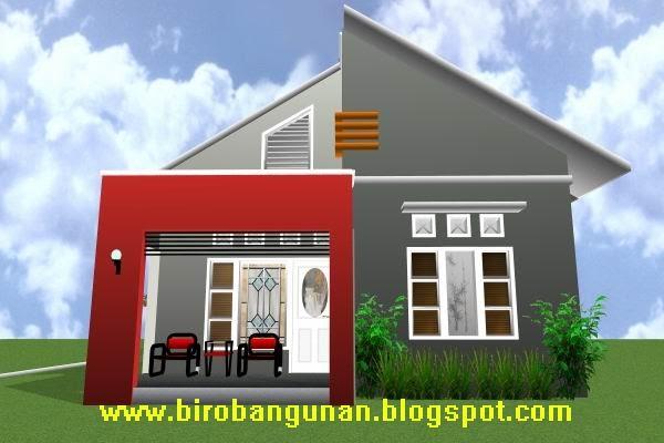 desain rumah bpk giarto menyiasati bentuk bangunan rumah