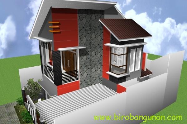 Desain Rumah Bpk Hartono : DESAIN RUMAH MINIMALIS BERLANTAI 2 & ualitas tepat dan harga bersahabat Rp. 35.000- /m2. Info lebih ...
