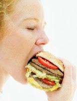 Teens Overeating