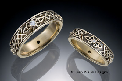 line of Celtic Jewelry.