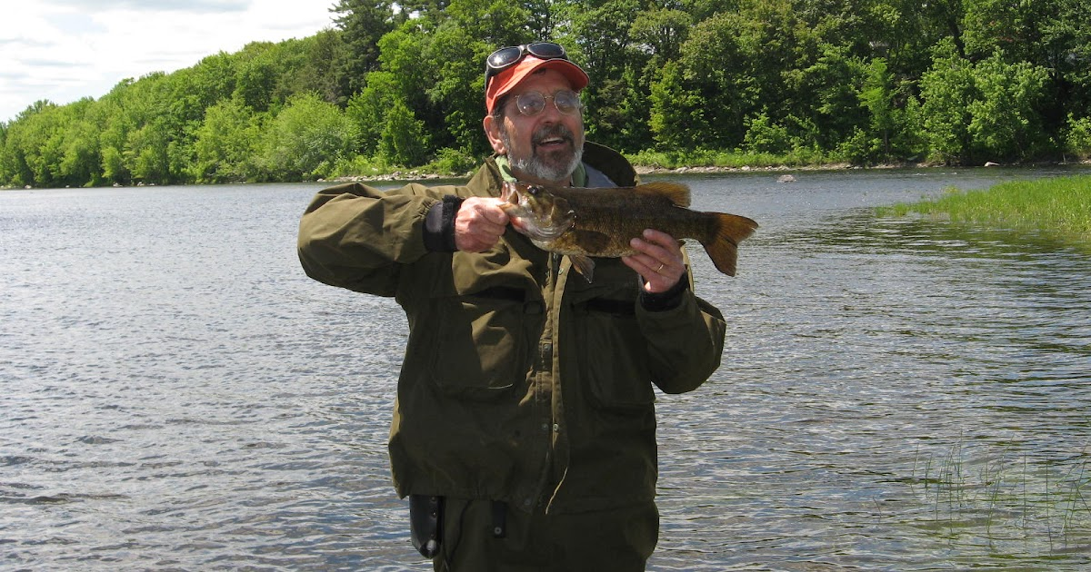 Maine flyfishing let 39 s go bass fishing for Maine bass fishing