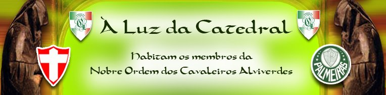 """ LUZ DA CATEDRAL"""