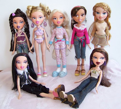 Free Crochet Pattern Pj's Bratz Fashion Doll