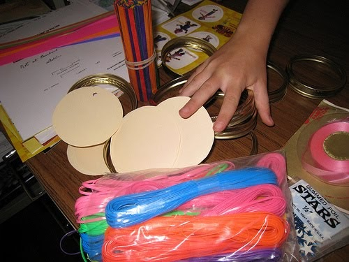 Sorting Through Lifes Lessons Gimp Plastic Lacing Projects For Kids