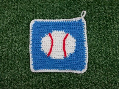 Hockey Player Crochet Afghan Pattern - CitiUSA