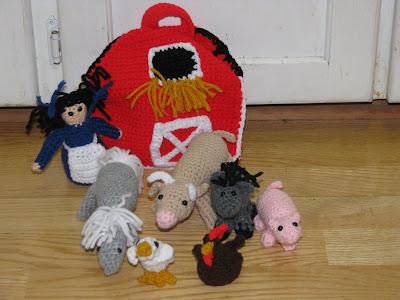 Gourmet Crochet Amigurumi Dinosaurs : Craft Attic Resources: Crochet Donkey